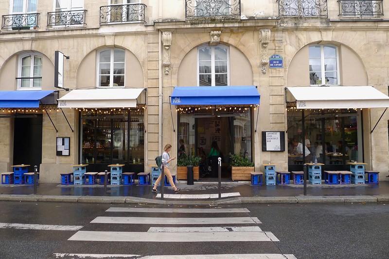 The Cod House, Paris