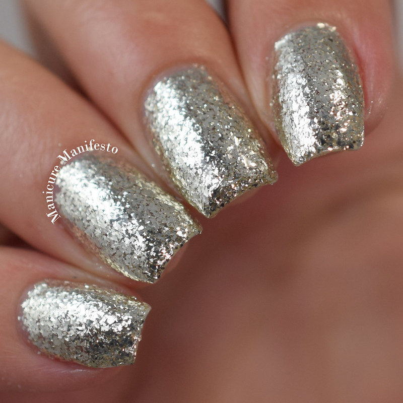 Live Love Polish Sun Glitter review