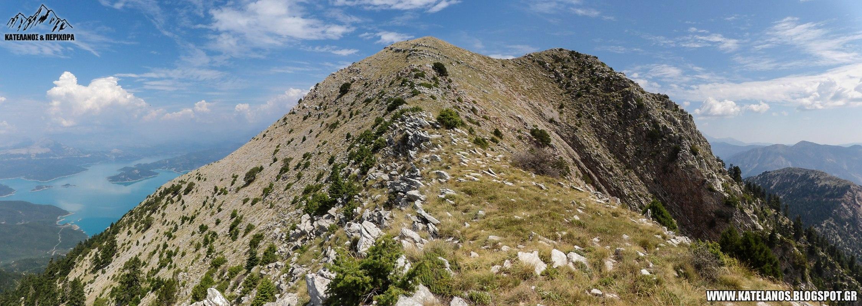 βουνοκορφη τσοκα παναιτωλικου ορους νοτια πλευρα