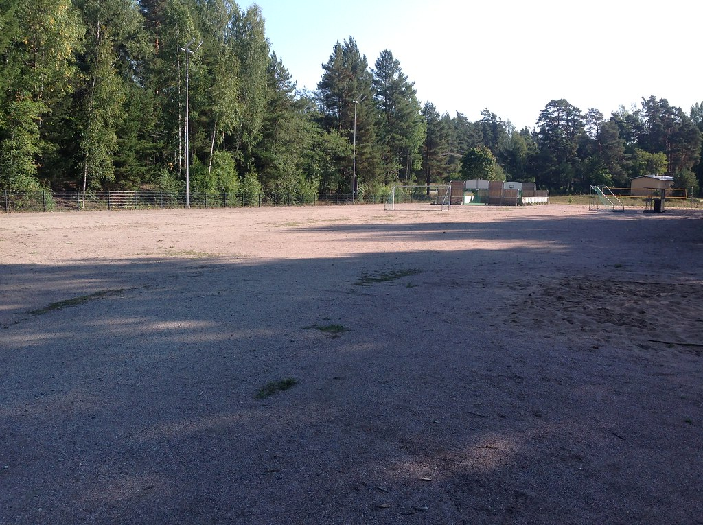 Kuva toimipisteestä: Röylän koulu / Hiekkakenttä
