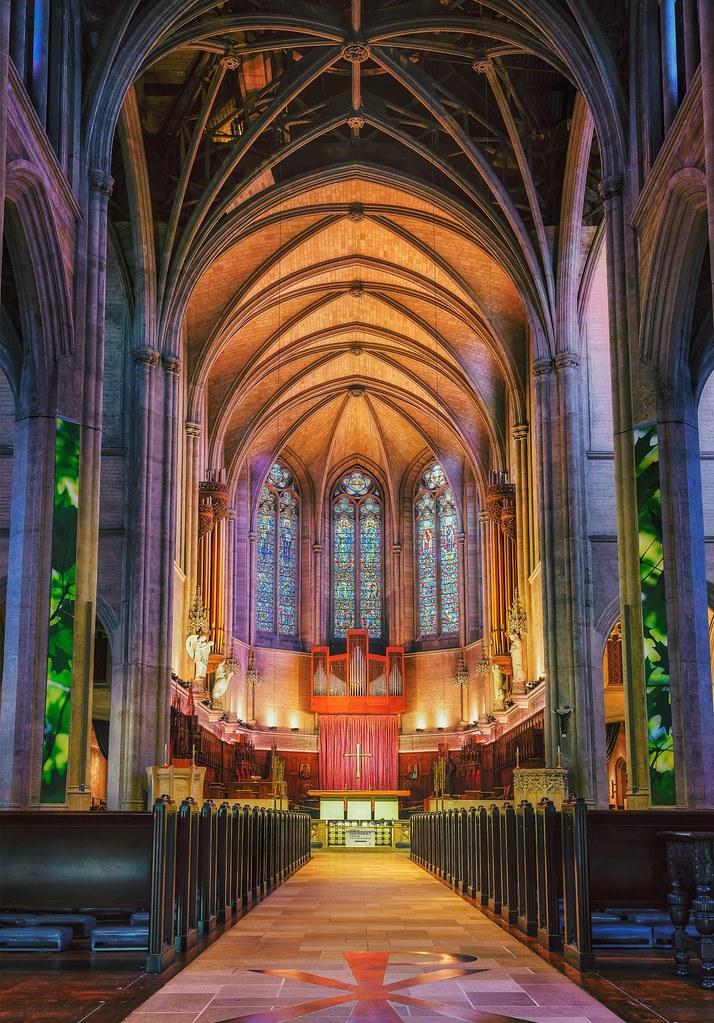 Grace Cathedral, San Fransisco - FM Forums