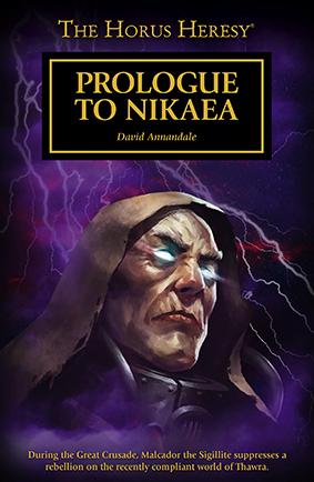 «Пролог к Никее» | Prologue to Nikaea