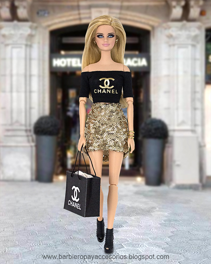 Barbie & Chanel