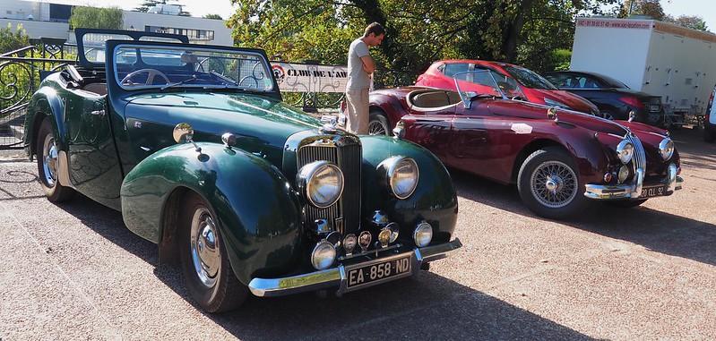 Triumph 2000 TR 1948/49 43664865575_d4f095041e_c