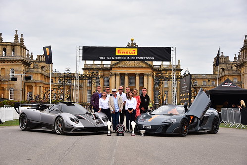 Blenheim Palace Classic & Supercar, Blenheim Palace 2018