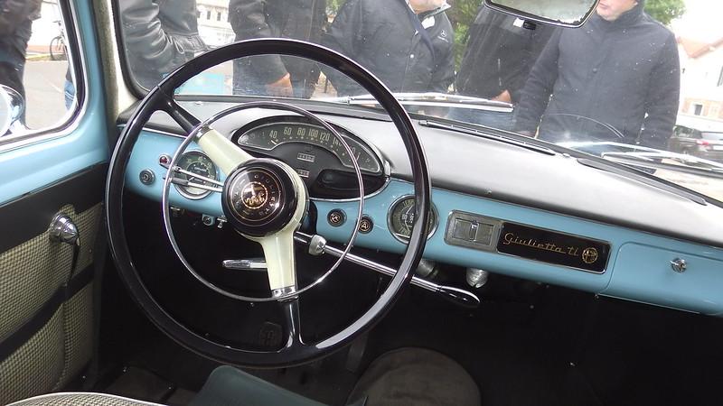"Alfa Romeo Giulietta Ti Berlina ""November 1957"" 31724983788_ac8baae01f_c"