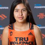 Kateri Robertson, WolfPack Cross Country Running