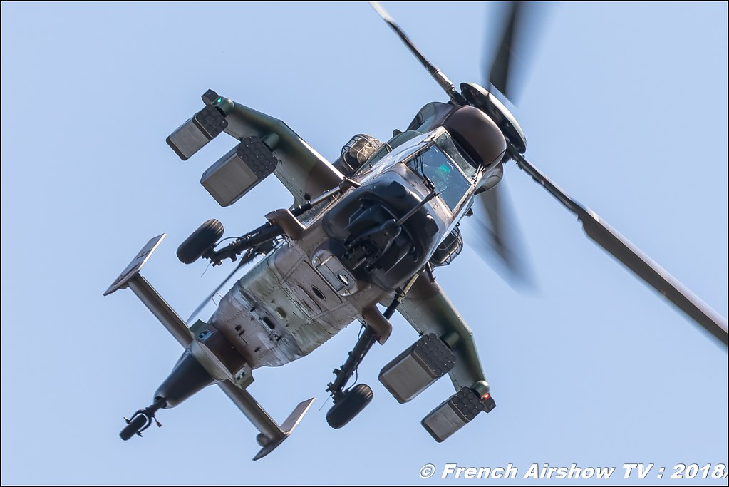 EC-665 Tigre Meeting de l Air BA-133 Nancy Ochey 2018 FOSA Armee de l Air Canon Sigma France contemporary lens Meeting Aerien 2018
