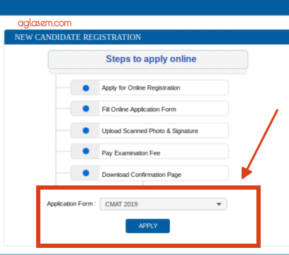 CMAT 2019 Apply