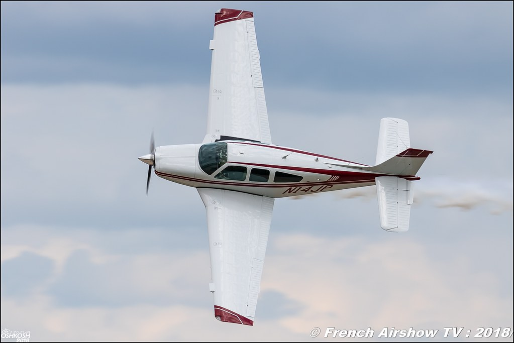 Beechcraft F33C Bonanza Jim Peitz N14JP Review eaa oshkosh 2018