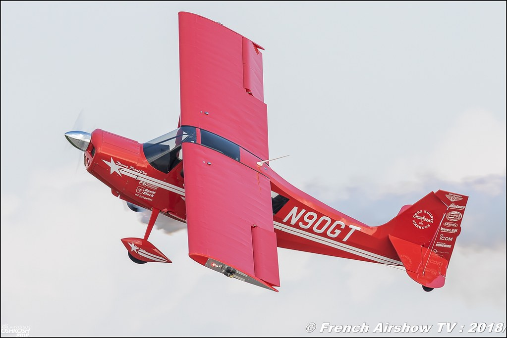 Xtreme Super Decathlon Greg Koontz gkairshows EAA AirVenture Oshkosh 2018 Wisconsin Canon Sigma France contemporary lens Meeting Aerien 2018