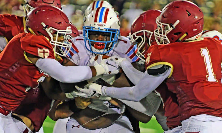Live Audio Of Rummel Brother Martin Playoff Football Friday On The