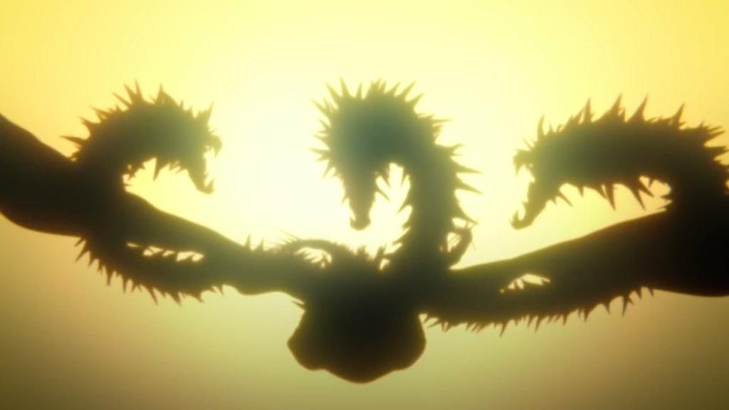 181010 - 基多拉蹂躪地球預告片公開、劇場版三部曲完結篇《GODZILLA 星を喰う者》(噬星者)將在11/9上映!