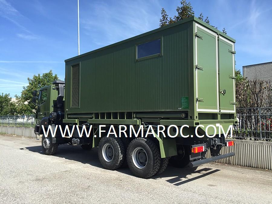 La Logistique des FAR / Moroccan Army Logistics - Page 11 45749695841_e09a229bee_b