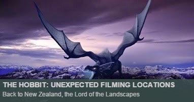 Where was The Hobbit filmed