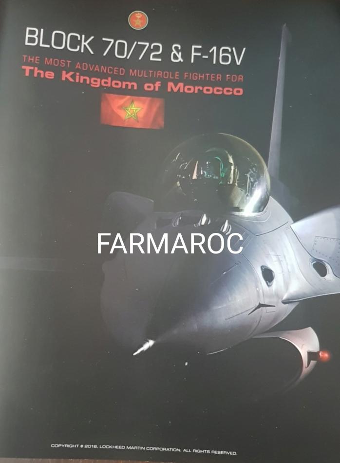 The Moroccan F-16V Viper / Block 72 program - Page 4 31758353398_8684dbbbee_o