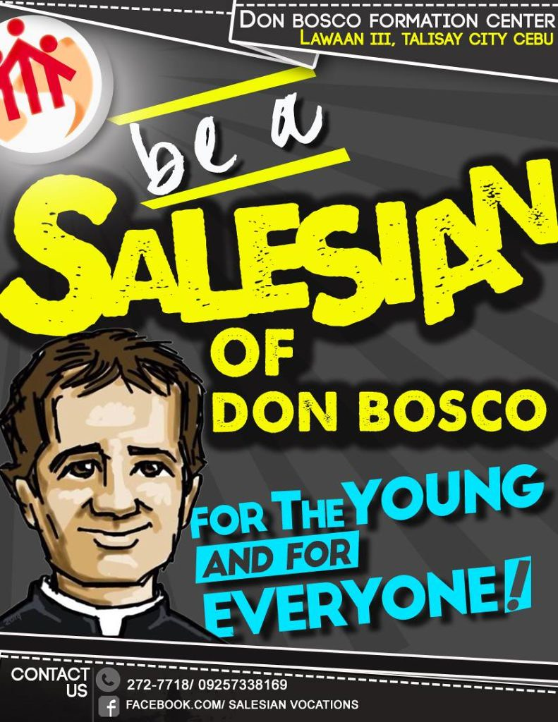be a salesian