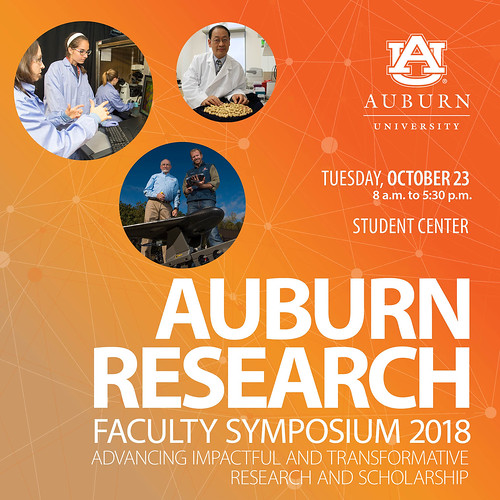 Auburn Research Faculty Symposium 2018