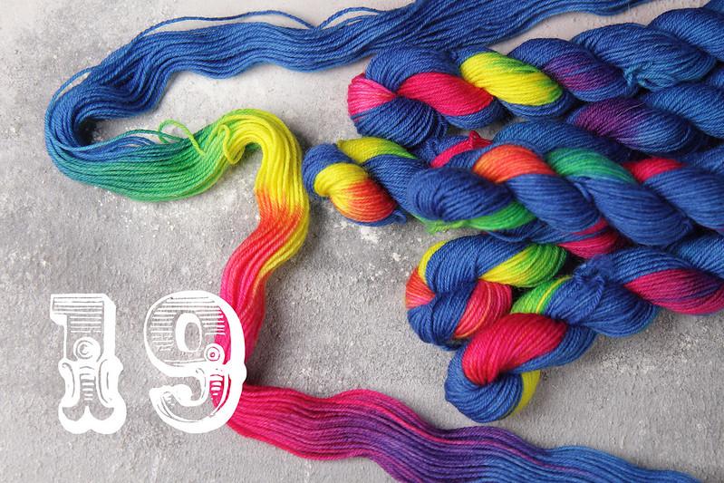 Day 19's yarn