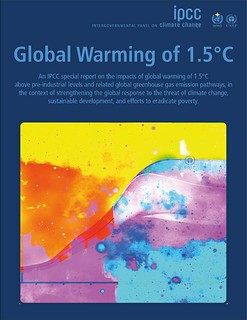 《Global Warming of 1.5 °C》