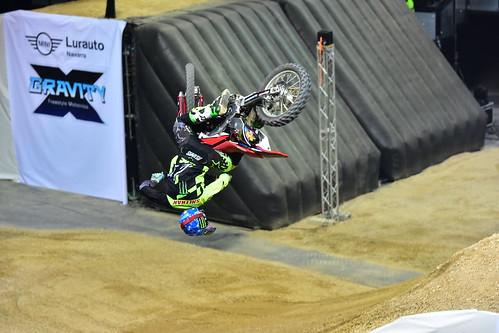 Josh Sheehan, X-Gravity FMX, Navarra Arena 2018