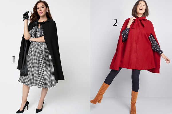 cute capes modcloth unique vintage