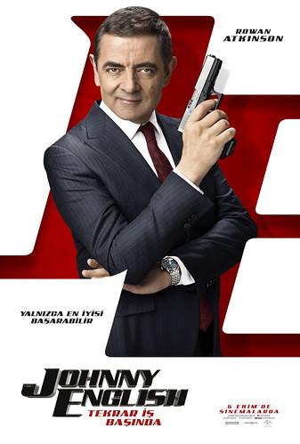 Johnny English Tekrar İş Başında - Johnny English Strikes Again (2018)