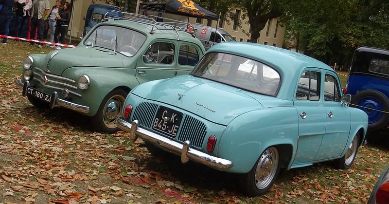 Renault Dauphine  44864001751_d85716543c_c