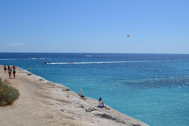 Costa Adeje coastline, Tenerife