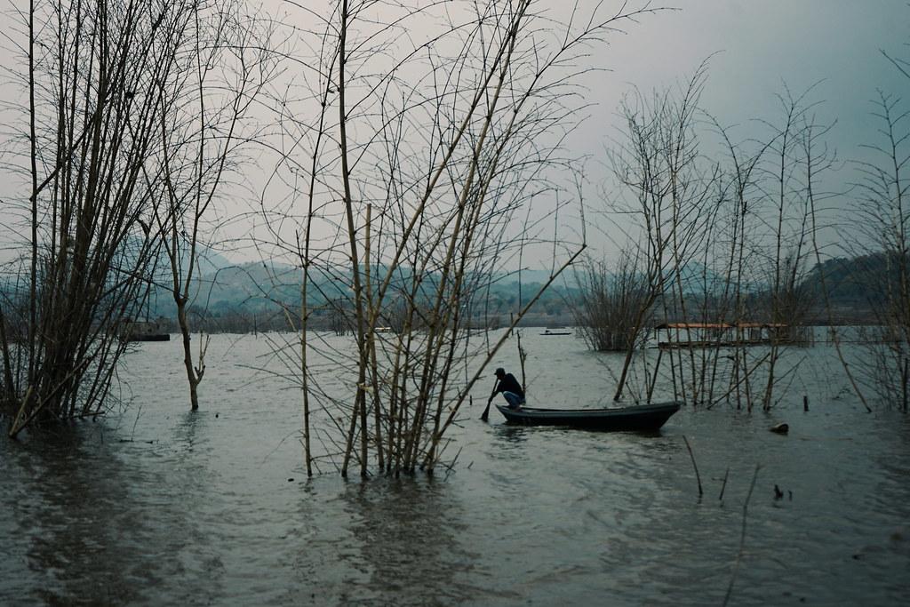 Desa yang Tenggelam di Jatigede
