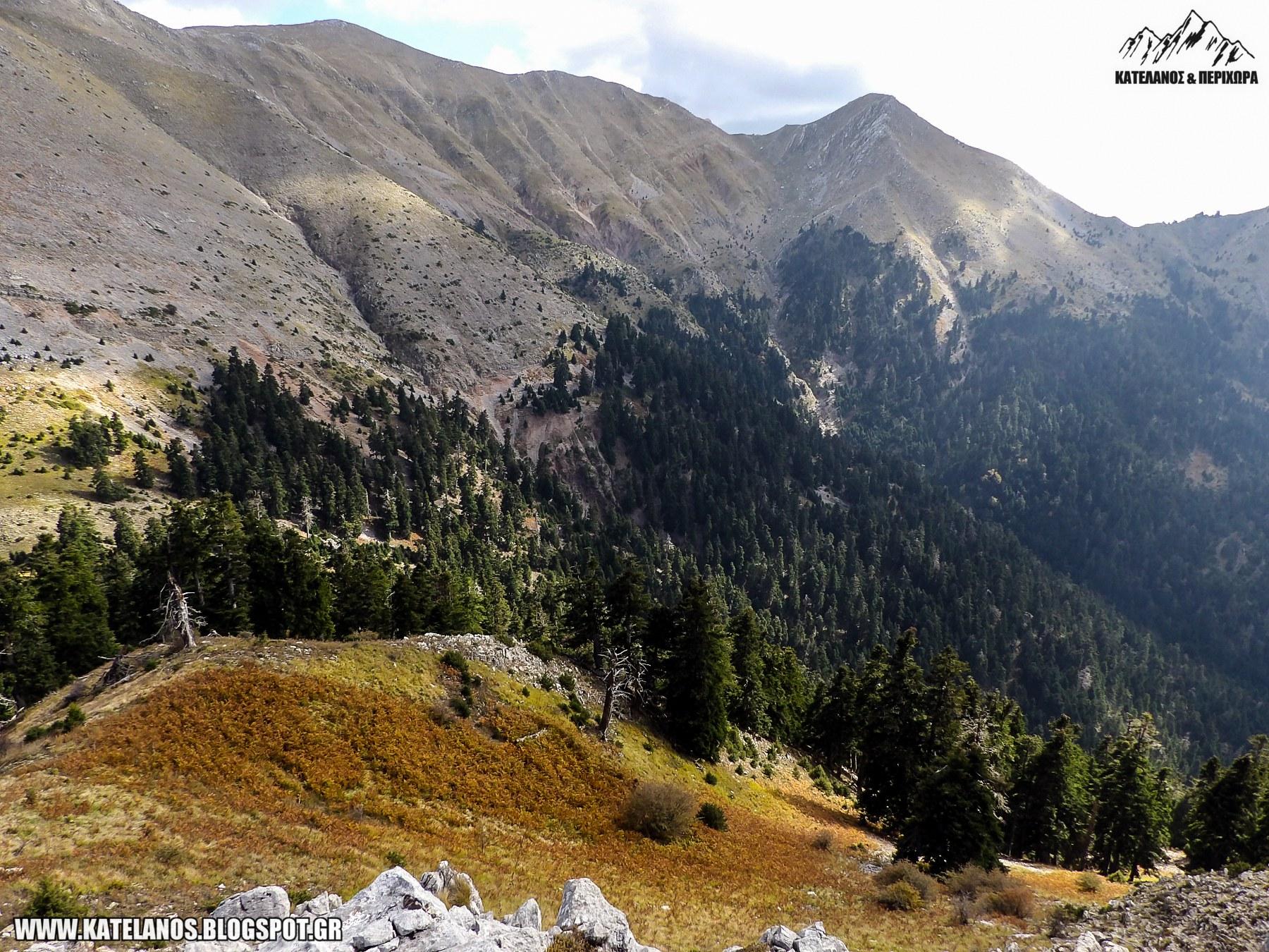 νομός αιτωλοακαρνανίας βουνά αξιοθέατα