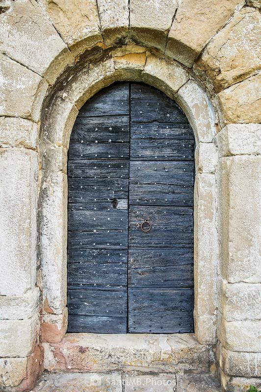 Puerta de Sant Romà de la Clusa