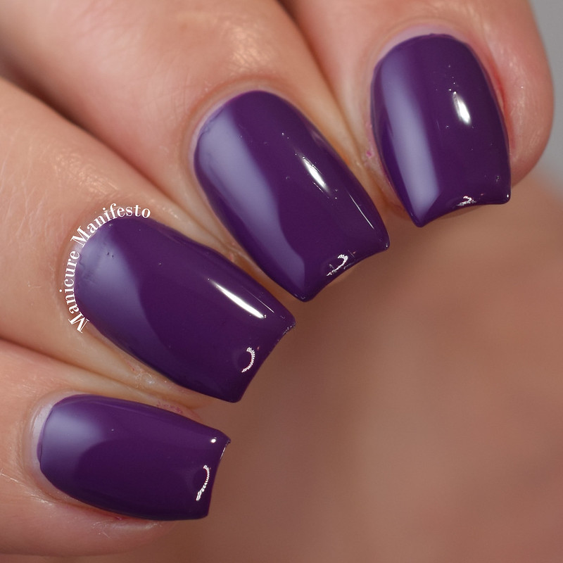 Girly Bits Eggplant One On Me review