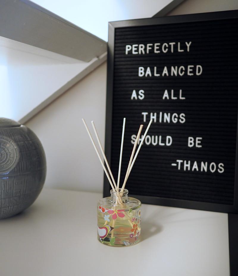 thanos quote balanced home
