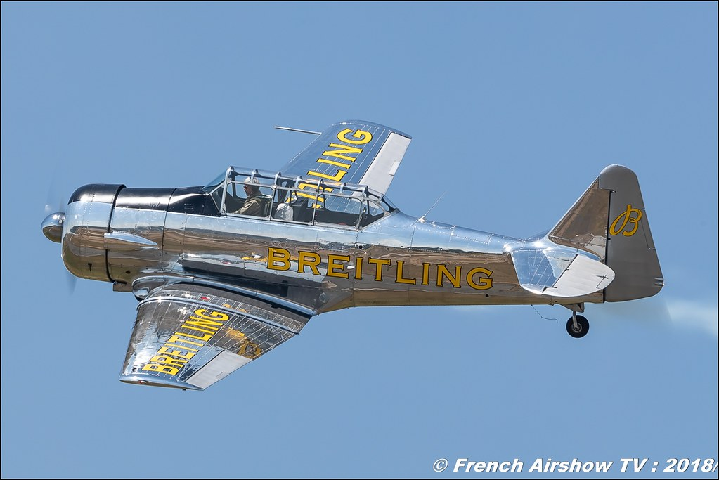 T6 Breitling F-AZCQ Meeting de l Air BA-133 Nancy Ochey 2018 FOSA Armee de l Air Canon Sigma France contemporary lens Meeting Aerien 2018