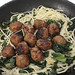 Teriyaki meatballs with udon noodles_1