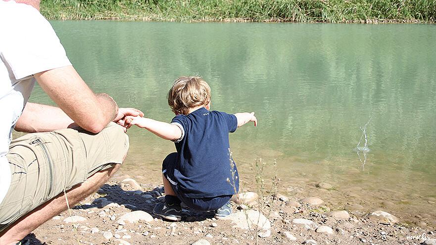 río Mijares senda botánica Calduch