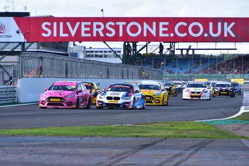 British Touring Car Championship, Silverstone 2018