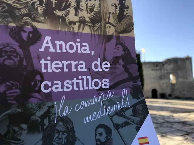 Anoia, tierra de castillos (La comarca medieval)