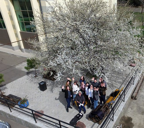 Ulster University Erasmus+ participants