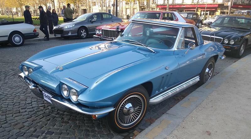 Chevrolet Corvette Sting Ray 1965 30527917647_c7144a4a25_c