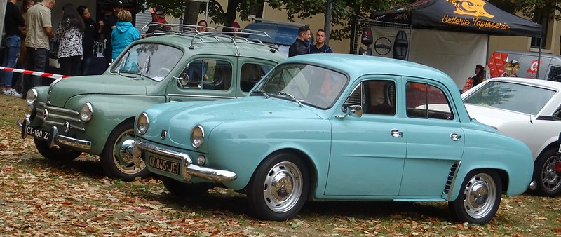 Renault Dauphine  30991709208_3604630a4b_c
