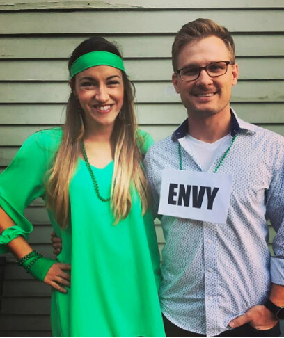 punny couples halloween costumes