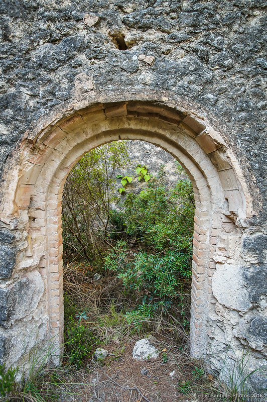 Ruinas del Forn de Calç de Can Castellví