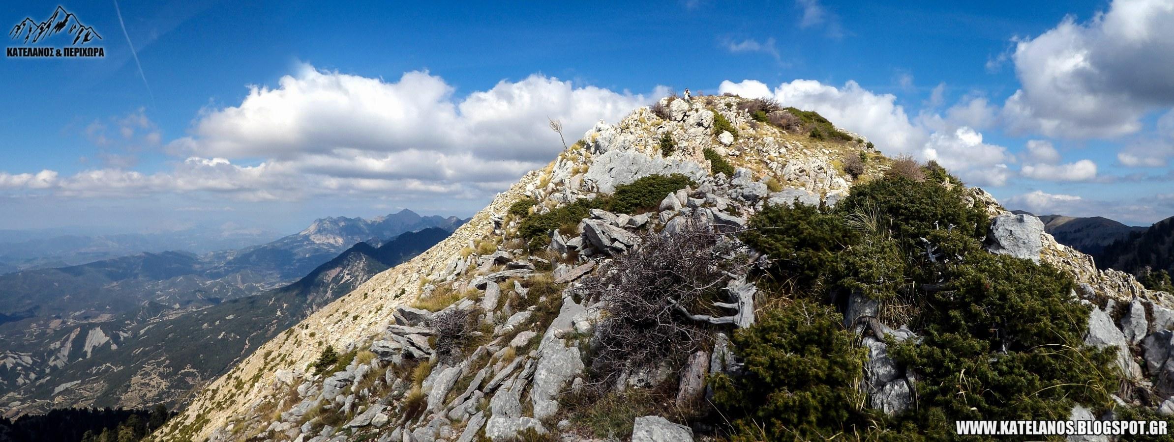 γερακούλα βουνοκορφή παναιτωλικό