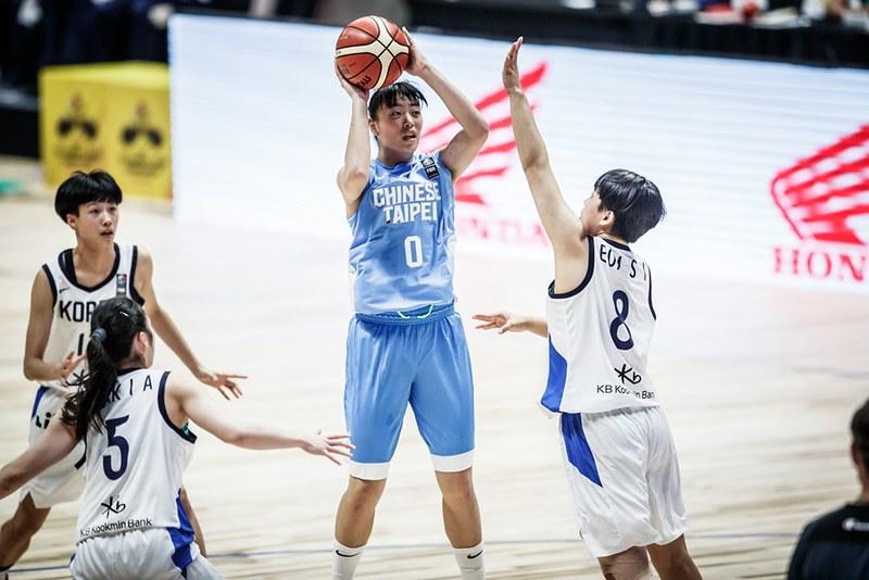陳昱潔。(資料照,FIBA官網)