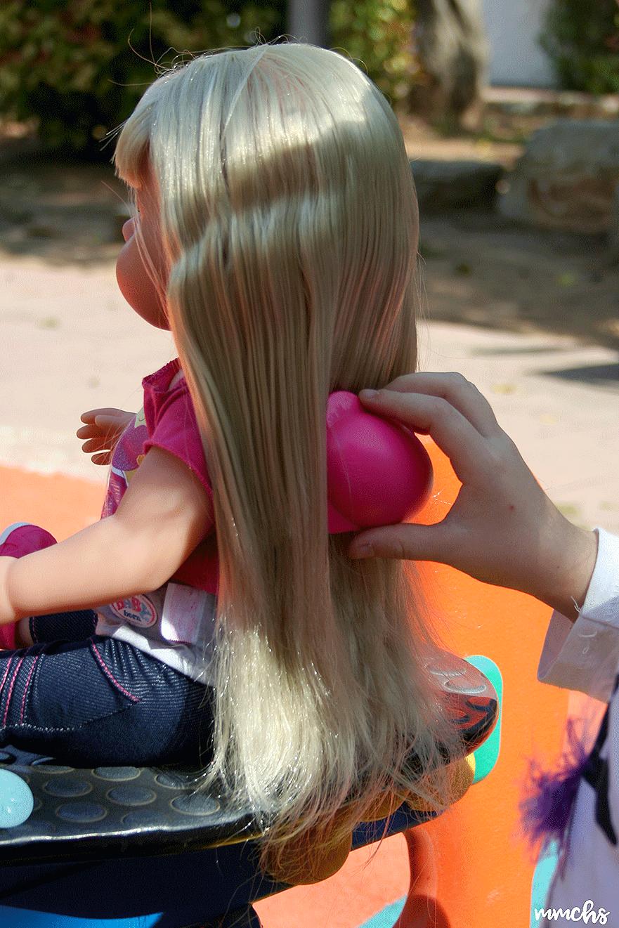 muñeca sister Babyborn