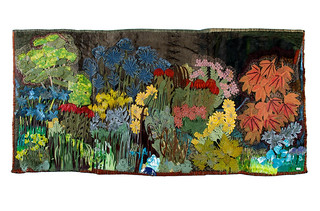 Garden Collage 4 by Nancy Eastman
