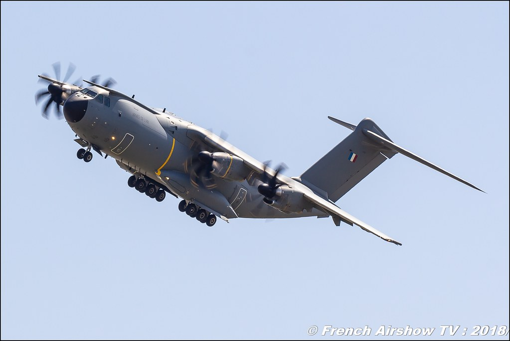 A400M Tactical Display Meeting de l Air BA-133 Nancy Ochey 2018 FOSA Armee de l Air Canon Sigma France contemporary lens Meeting Aerien 2018