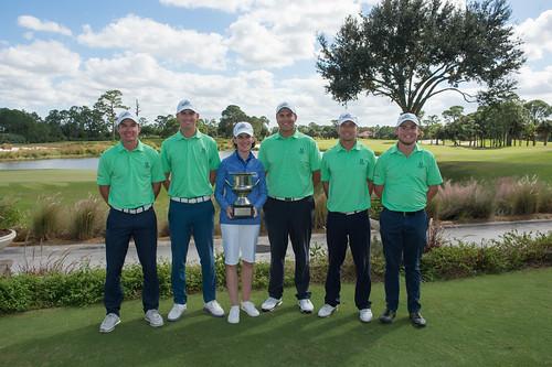 PGA Jones Cup Champions